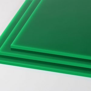 Green Acrylic Sheet (Gloss Finish)