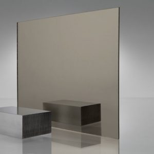 Light Bronze Acrylic Mirror Sheet