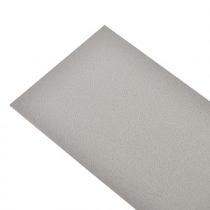 Grey Pinseal Embossed ABS Sheet