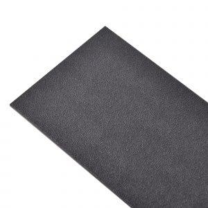 Black Pinseal Embossed ABS Sheet