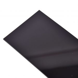 Black Smooth ABS Sheet