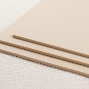 Perspex® Naturals Desert Beige Acrylic Sheet (Matte Finish)