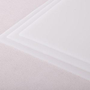 Natural Polypropylene Sheet