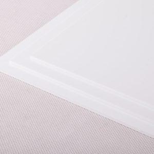 White Polypropylene Sheet