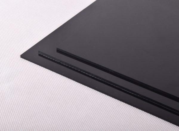 Black Polypropylene Sheet