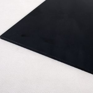 1mm Black High Impact Polystyrene Sheet (HIPS) – Cut To Size