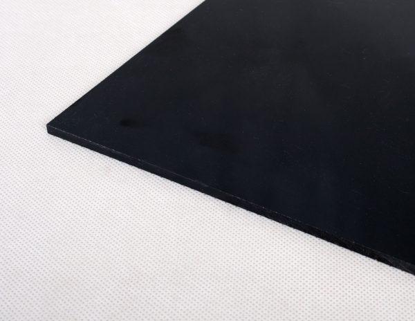 Black High Impact Polystyrene Sheet (HIPS)