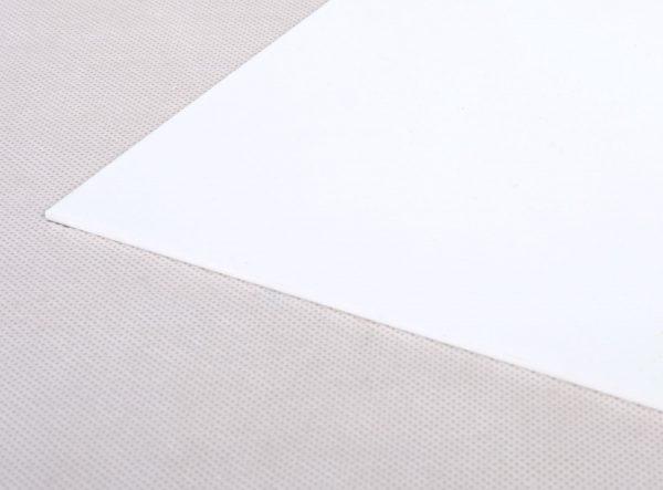 White High Impact Polystyrene Sheet (HIPS)