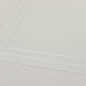 White E-Clad PVC-U Sheet