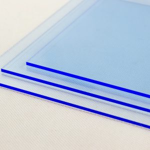 Fluorescent Blue Acrylic Sheet
