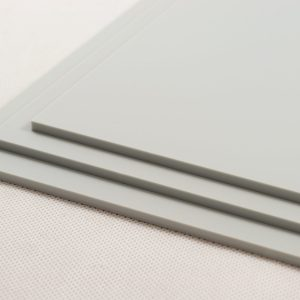Perspex® Naturals Ash Grey Acrylic Sheet (Matte Finish)