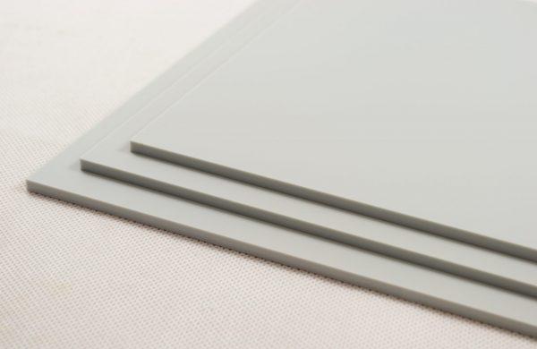Perspex® Naturals Ash Grey Acrylic Sheet (Matte Finish)