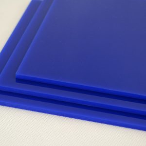 Blue Acrylic Sheet (Gloss Finish)