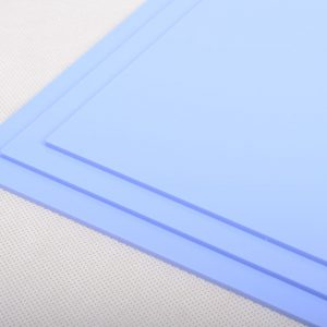 Perspex® Sweet Pastels Bubblegum Blue Acrylic Sheet