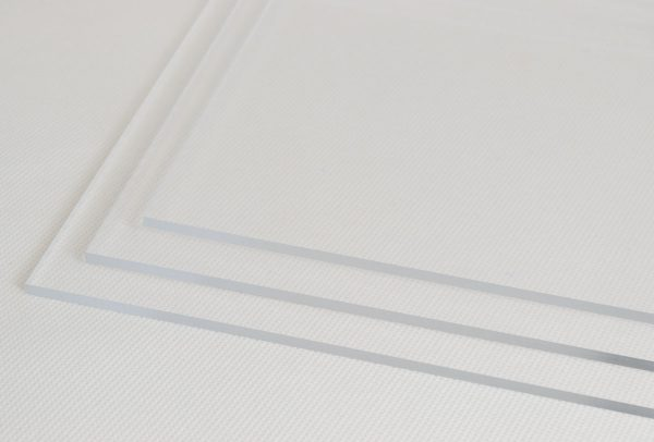 Clear Anti-Reflective Acrylic Sheet