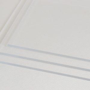 Cut To Size Clear Perspex® Acrylic Fridge Shelf
