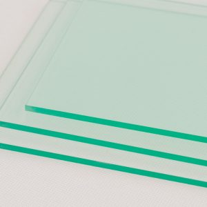 Glass Effect (Green Edge) Acrylic Sheet