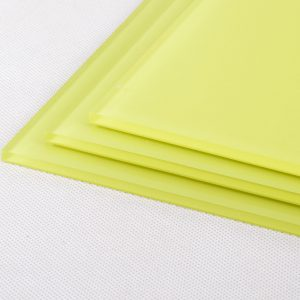 Lemon Yellow High Gloss Acrylic Sheet