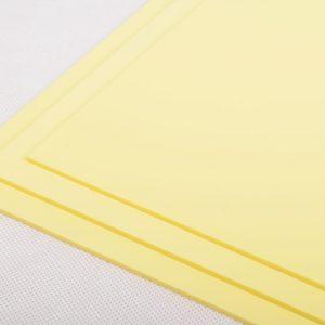 Perspex® Sweet Pastels Lemon Bon Bon Acrylic Sheet
