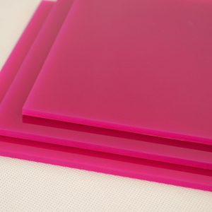 Magenta Pink Acrylic Sheet (Gloss Finish)