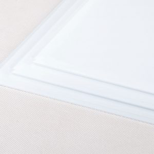 White High Gloss Acrylic Sheet