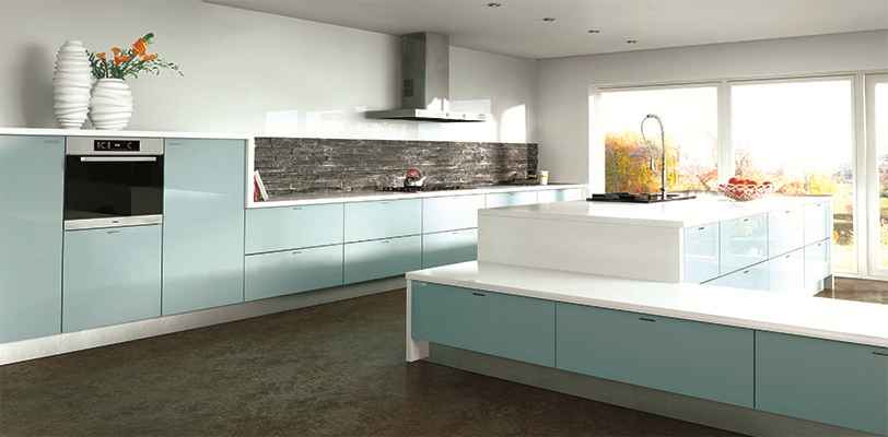 metallic-blue-fitted-kitchen-doors