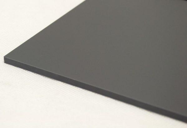 Perspex® Naturals Mineral Grey Acrylic Sheet (Matte Finish)
