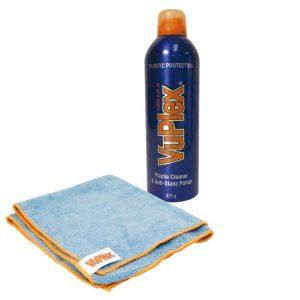 VuPlex Plastic Cleaning Kit
