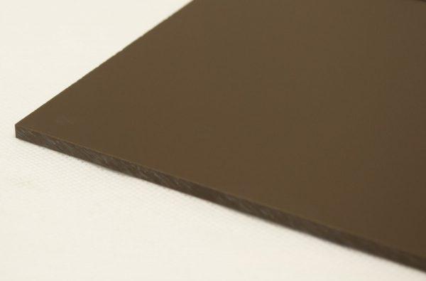 Perspex® Naturals Walnut Brown Acrylic Sheet (Matte Finish)